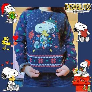 Peanuts Christmas sweater 🎄🎅❤️